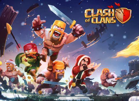 Clash Of Clans Generator Aplikasi