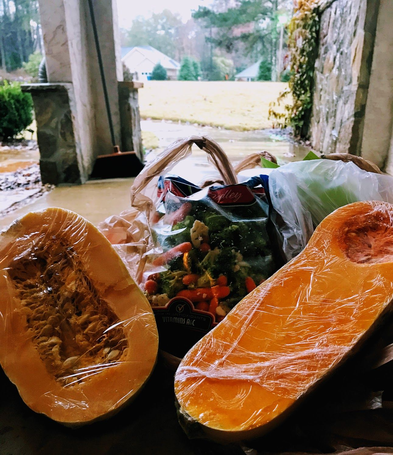 Home delivery of your groceries makes grocery shopping a