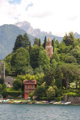 The Italian Lake District: Lago di Como