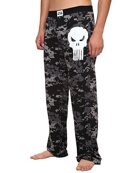 Punisher Men's Pajama Pants