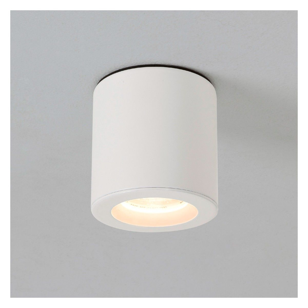 Bathroom Light Ip65 kos white metal bathroom and outdoor ceiling light ip65