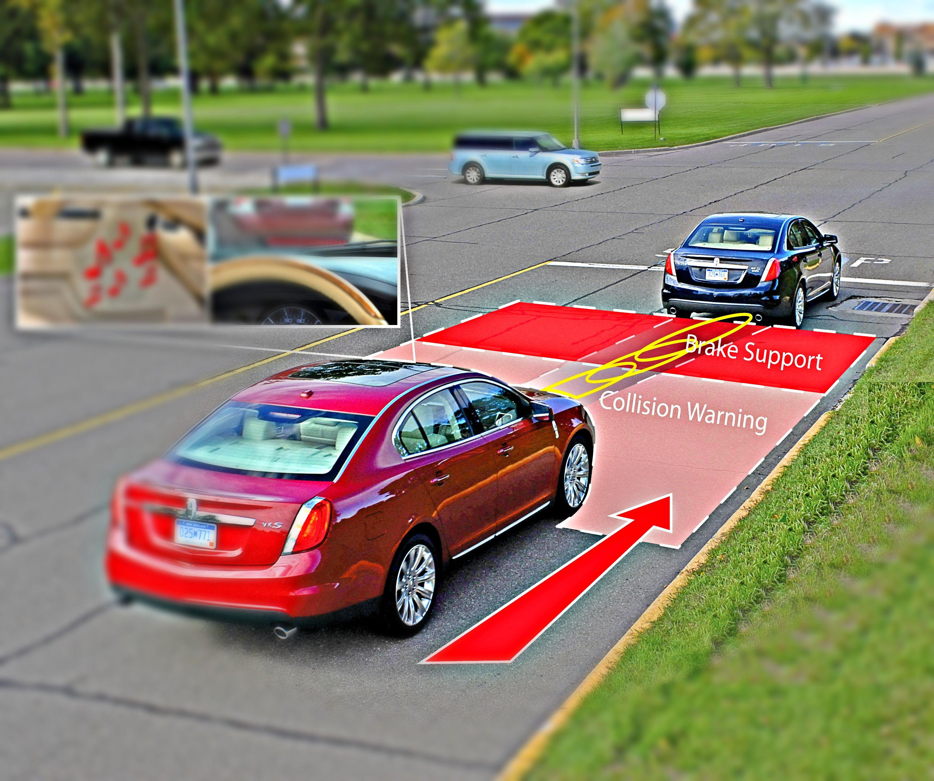 Collision avoidance system market global industry