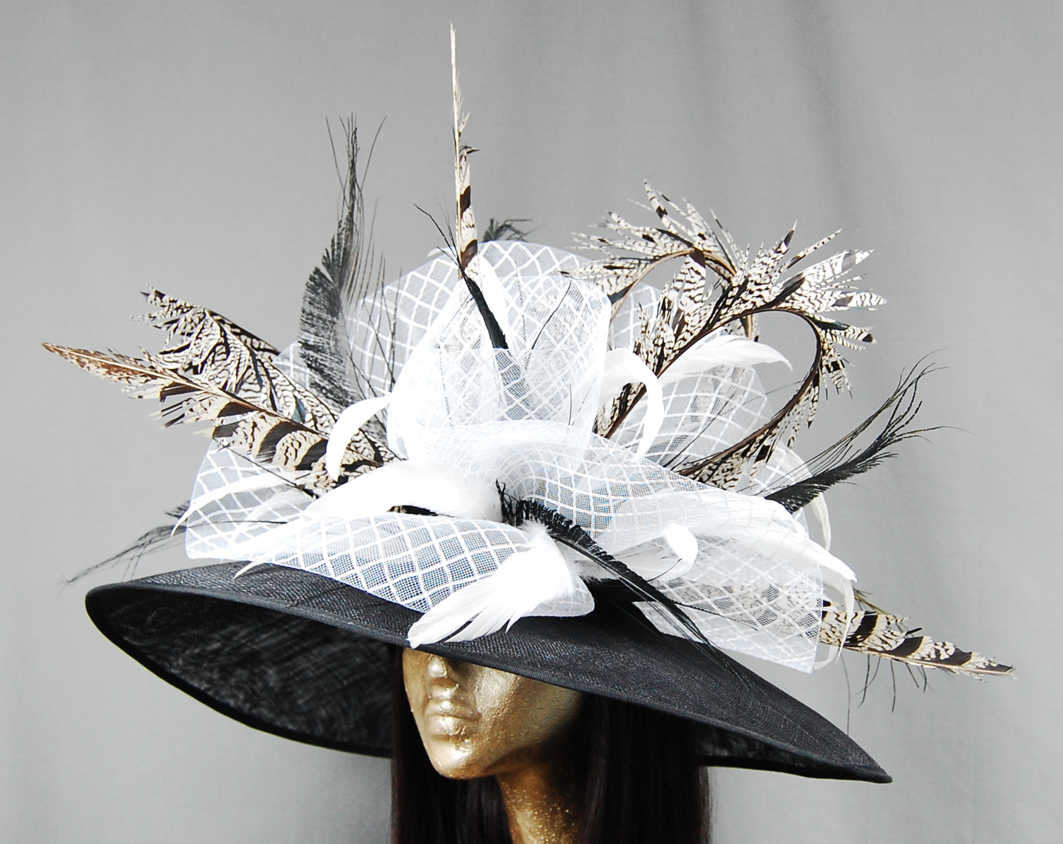 17 Png Fancy Hats Girl With Hat Kentucky Derby Hats