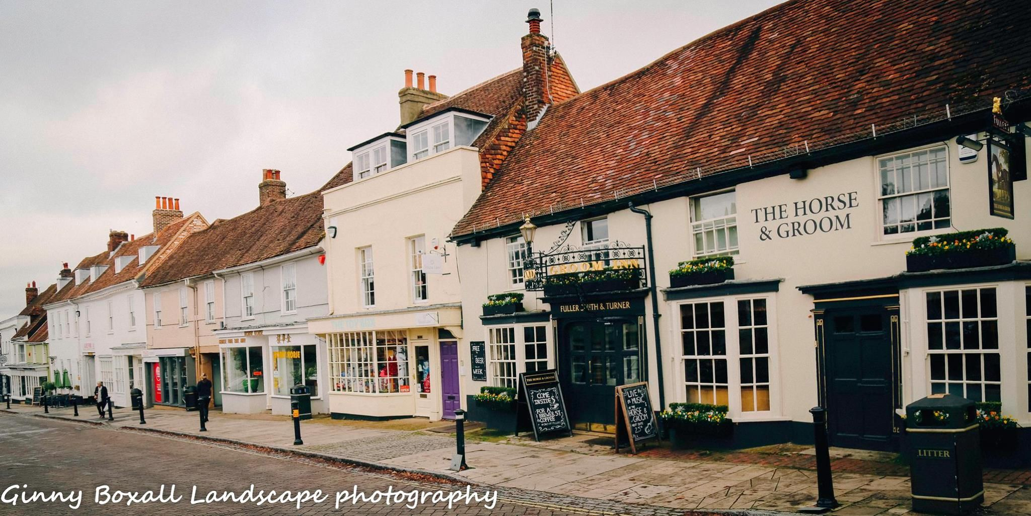Love Alresford in Hampshire such a pretty Regency town