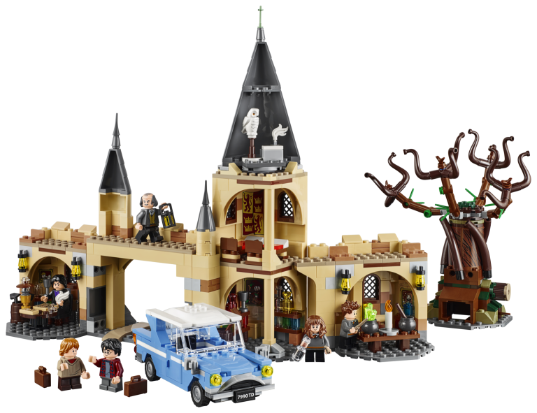 the magical world of lego harry potter is back with a fascinating rh pinterest com