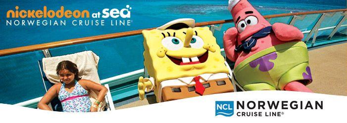 Nickelodeon At Sea Bucket List Life Long Goals Pinterest - Nickelodeon cruise ships