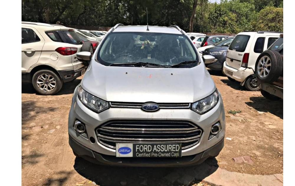 Second Hand Ford Ecosport Under 10 Lakh In Delhi Ncr Ford Ecosport Used Ford Ford