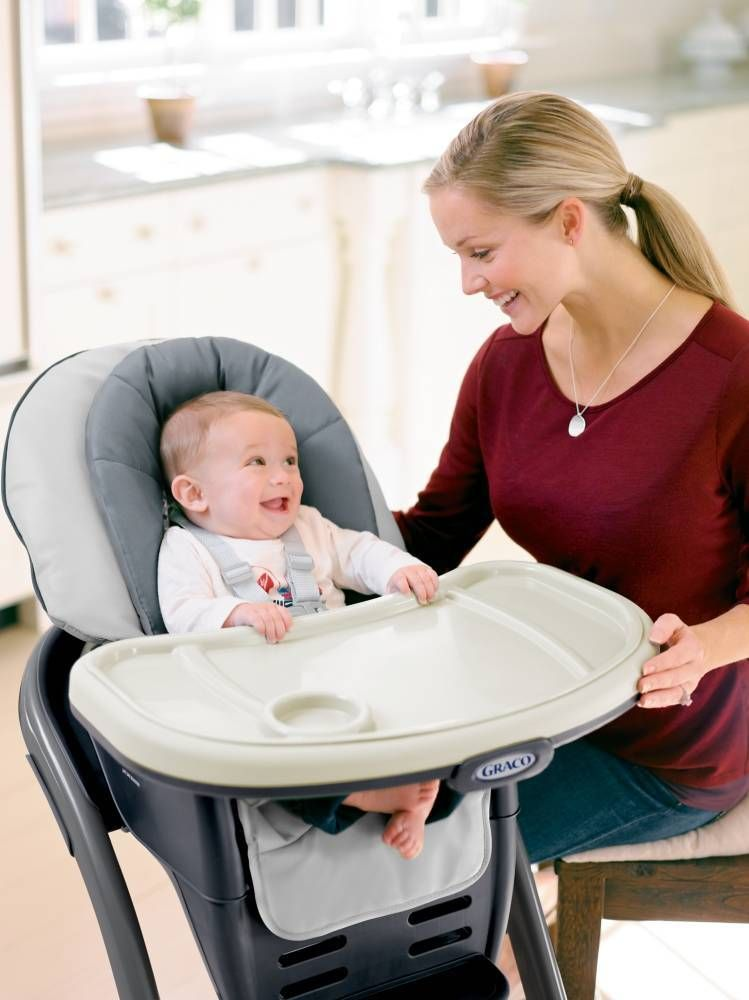 Graco Blossom 4 In 1 Seating System Baby Chair Travel High