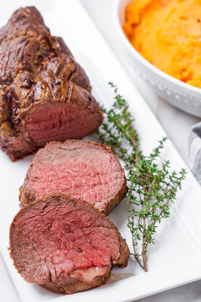 Roast Beef Tenderloin With Red Wine Sauce Recipe In 2020 Beef Tenderloin Roast Beef Wine Sauce