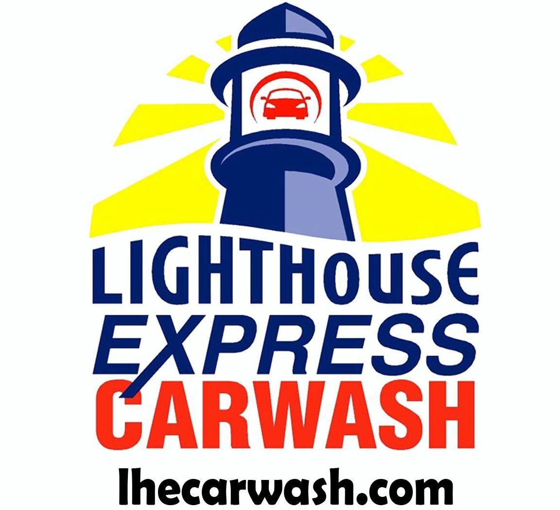 Lighthouse Express Car Wash lhecarwash Express car wash