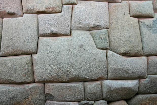 Piedra de los 12 angulos. Muro Inca. | Inca