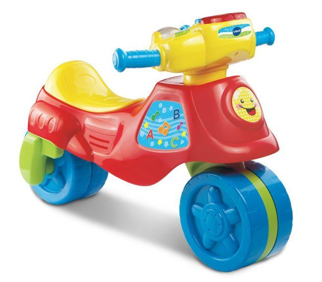 faaf9f5713c VTech 2-in-1 Learn and Zoom Motorbike - Toys for 1 year old boys ...