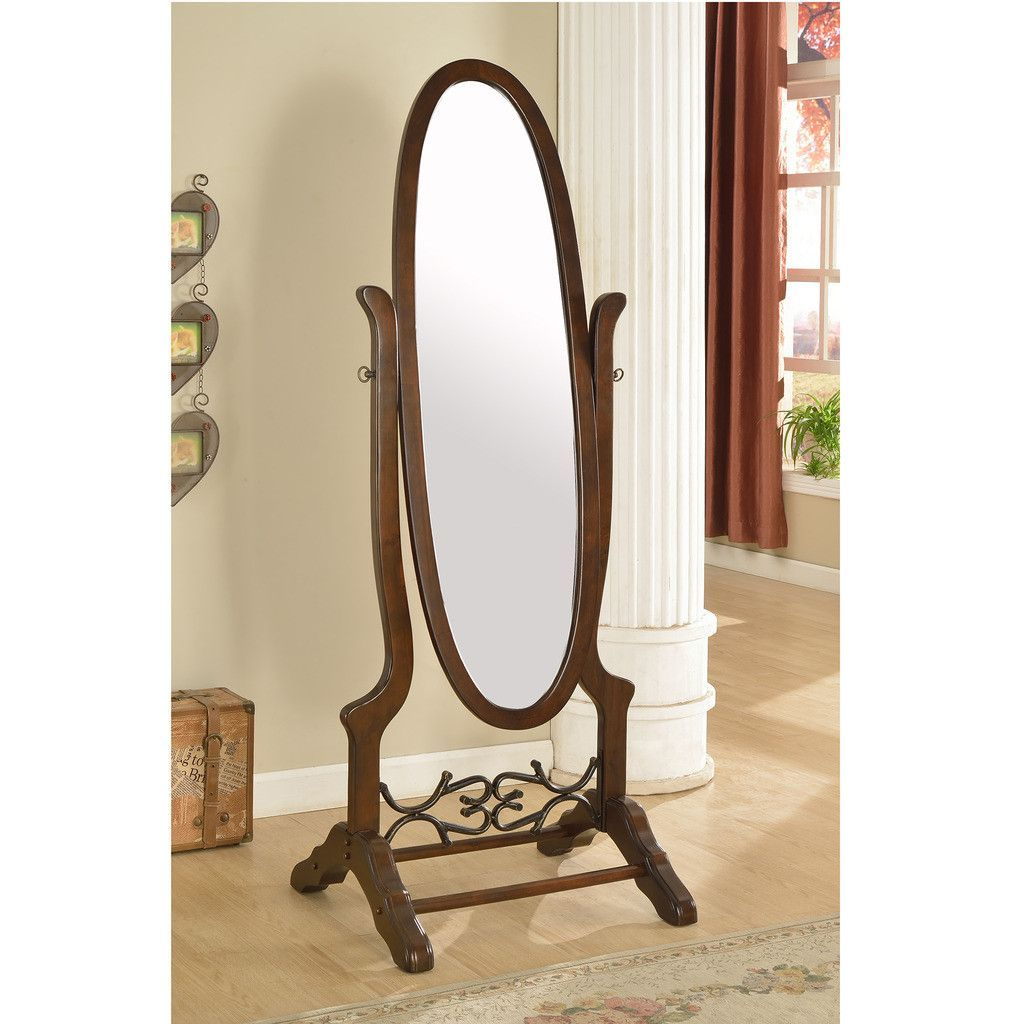 Oval Floor Mirror Standing mirror, Floor mirror, Floor