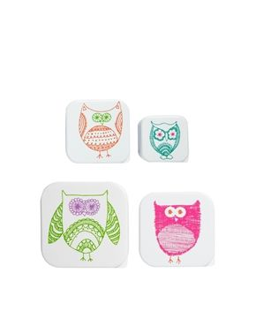 Paperchase+Bright+Owls+Snack+Boxes