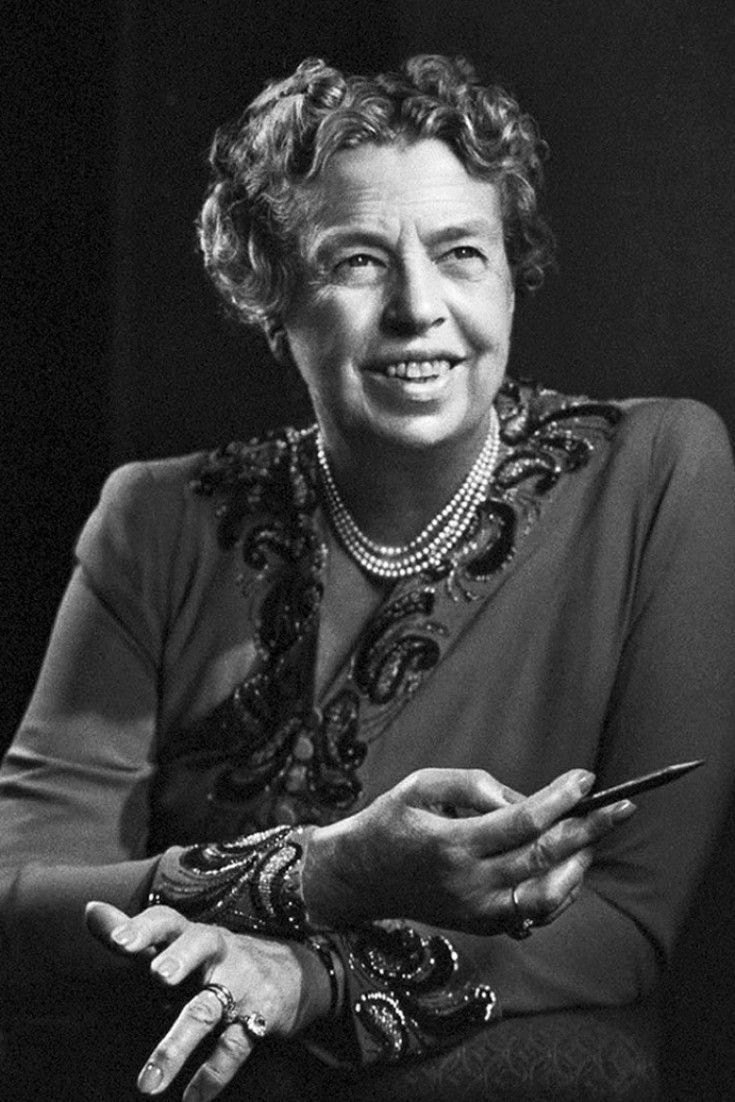 Eleanor Roosevelt: The Introvert Who Wouldn\'t Keep Quiet