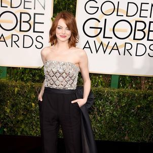 Seen @ 2015 Golden Globe Awards | SENATUS