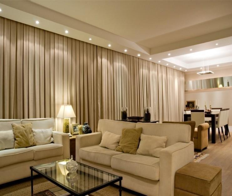 Cortinas para salas home ceiling for Modelos de cortinas para salon