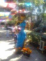 Fotografía en Ofrendas de Día de Muertos en Tepotzotlan 2013