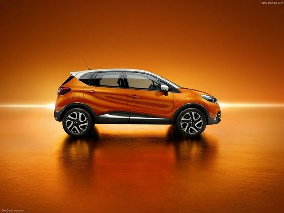 The Captur Is A Favourite With Our Customers You Can See Why