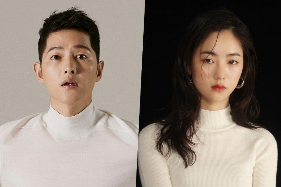 Song Joong Ki And Jeon Yeo Bin In Talks To Lead Upcoming tvN Drama