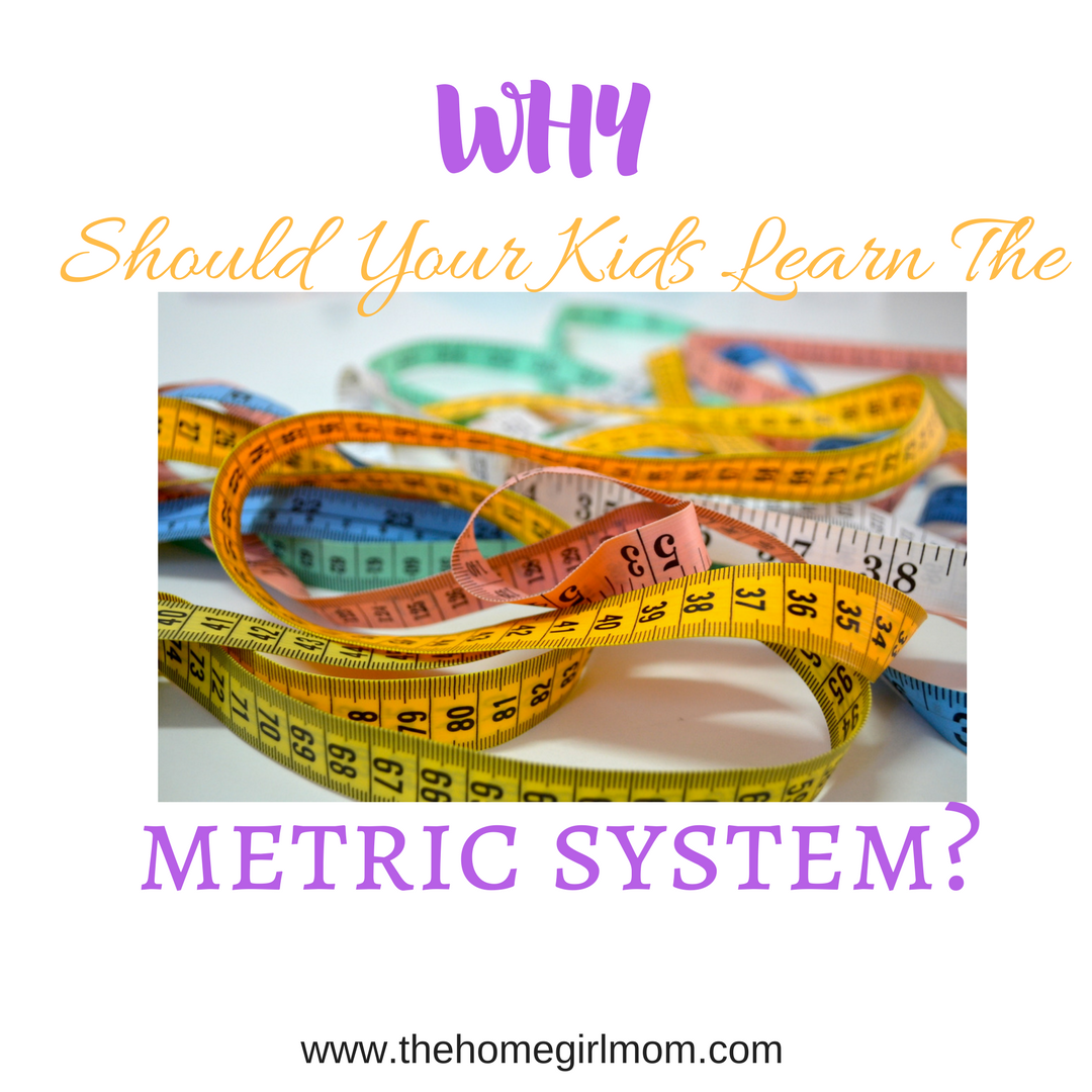 Should Our Kids Learn The Metric System In A Country That
