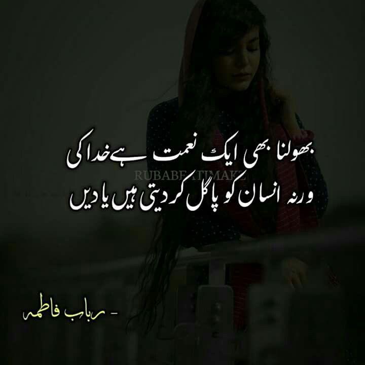 Pin By Rubina Rohillah On Urdu Poetry