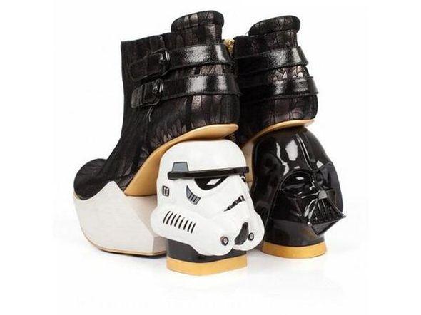 Zapato con talones de Star Wars