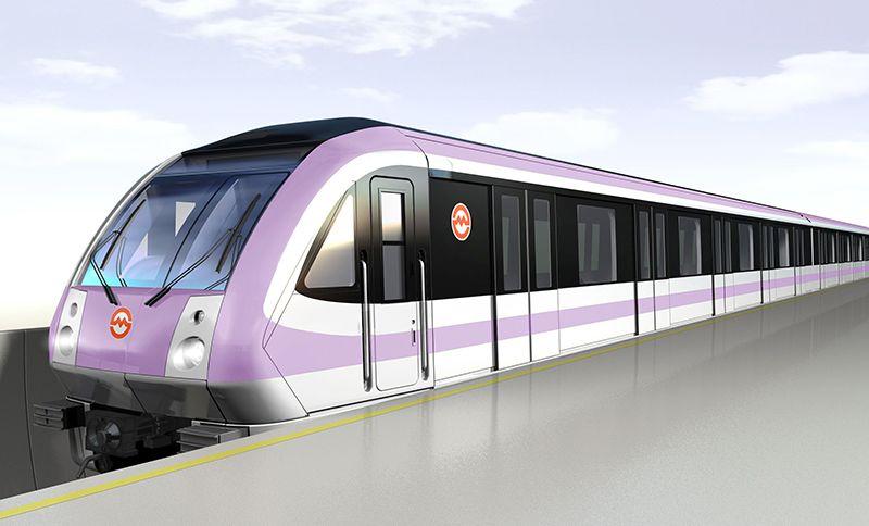 Alstom Awarded Eur 31 Million Contract For The Shanghai Line 10