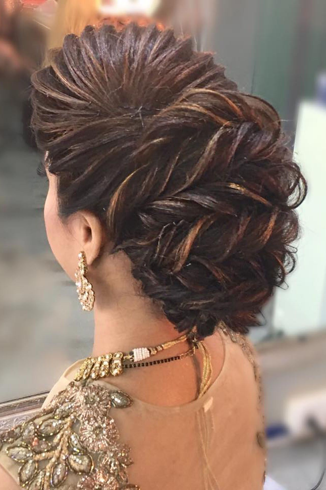 Pin By Jagruti Vaghasiya On Hair Styling Hair Styles Open Hairstyles Hairdo