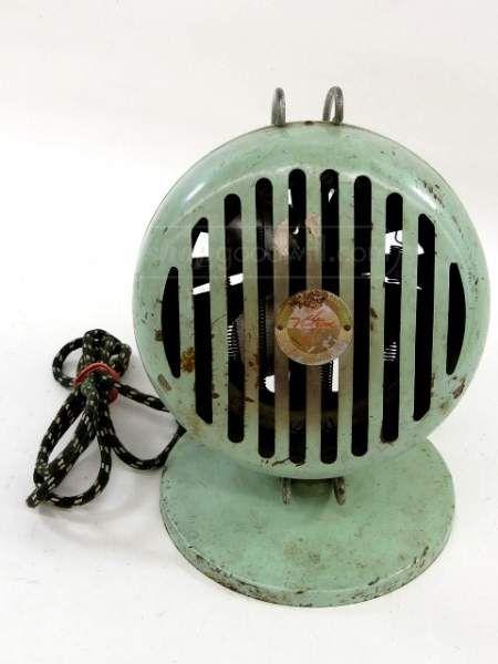 Vintage Victor Victron Model H1357c Heater Fan In 2019