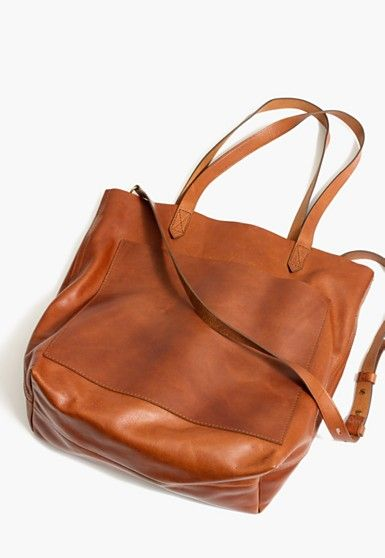 aa7931c1a Medium Transport Tote Madewell.com | clothes | Madewell transport ...