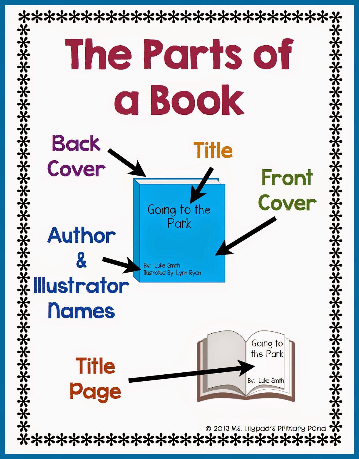 Book Parts