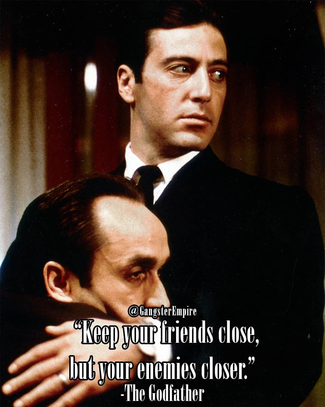 Michael Fredo Corleone The Godfather Part Ii Thegodfather Pacino Godfather Alpacino Godfather Quotes Gangster Quotes Scarface Quotes