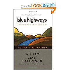 William Least Heat-Moon recounts personal journey on America's backroads.
