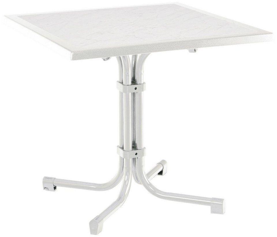 Quadrat Tafel Gartentisch Holz Teak Und Tische Holz