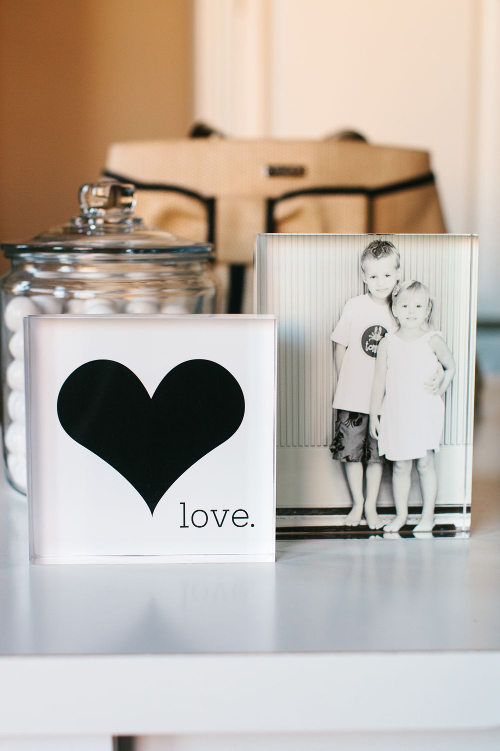 Getting Creative With Shutterfly Home Decor Acrylic Blocks Http Www