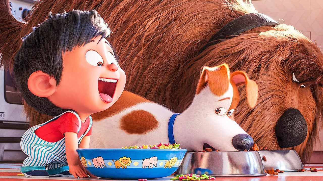 THE SECRET LIFE OF PETS 2 11 Minutes Clips + Trailers