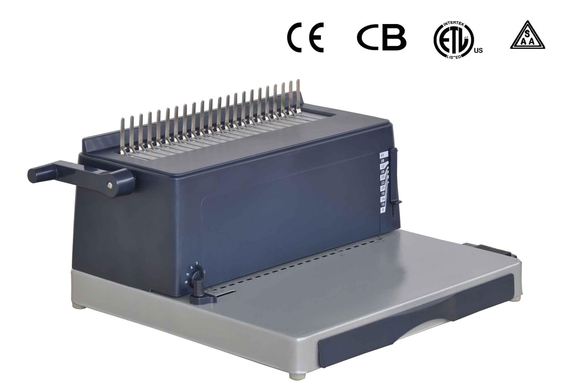 SUPU Best Value Electric Comb Binding Machine Model CB2000A