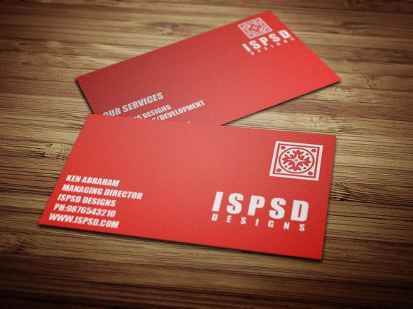 Red business card template skphotos pinterest business cards red business card template accmission Gallery