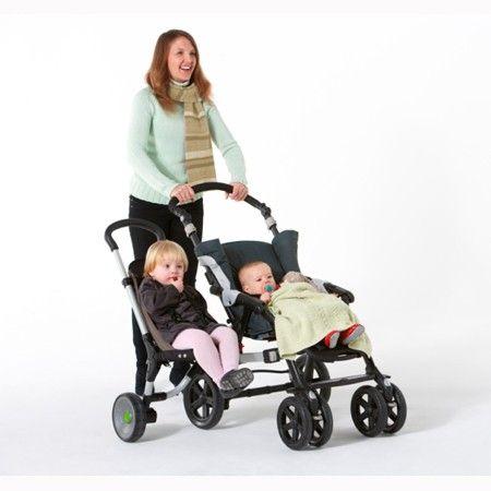 Buggypod Io V2 Pushchair Toddler Seat