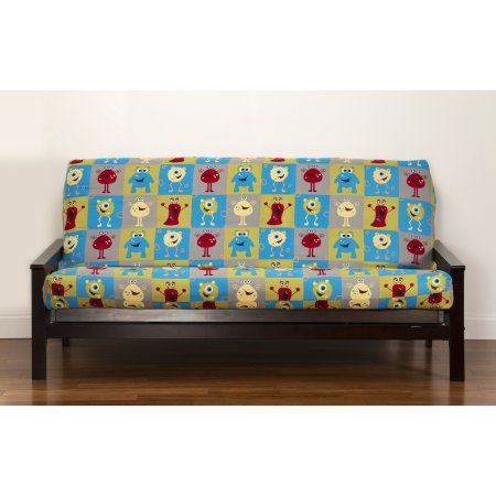 buy crayola monster friends futon cover at walmart   free shipping  buy crayola monster friends futon cover at walmart      rh   pinterest