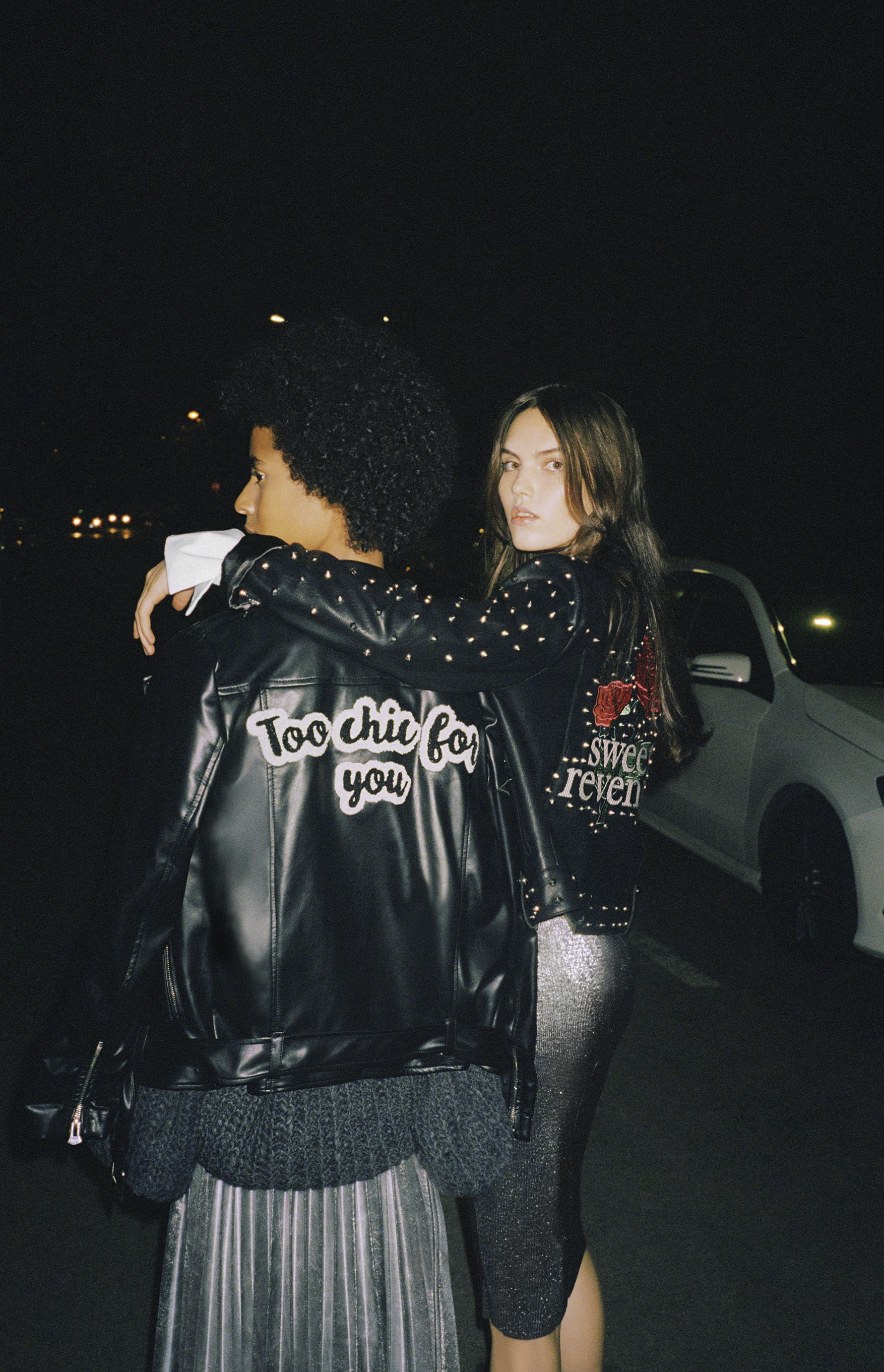 We Party Pull Bear S Party Collection Aw 16 More At Www Pullandbear Com