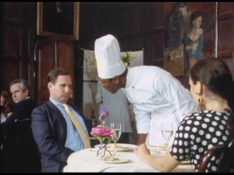 "BBC show ""Chef!""  A patron asks Chef Blackstock for some salt. One of my favorite scenes from this show."