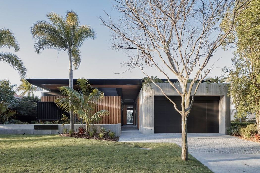 Cove House by Justin Humphrey Wohnidee by WOONIO