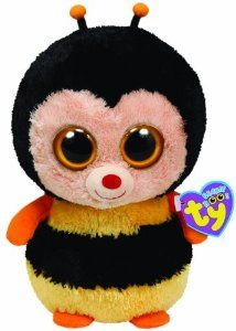 Amazon.com  Ty Beanie Boos Sting The Bumble Bee  Toys   Games  396f2bf18032