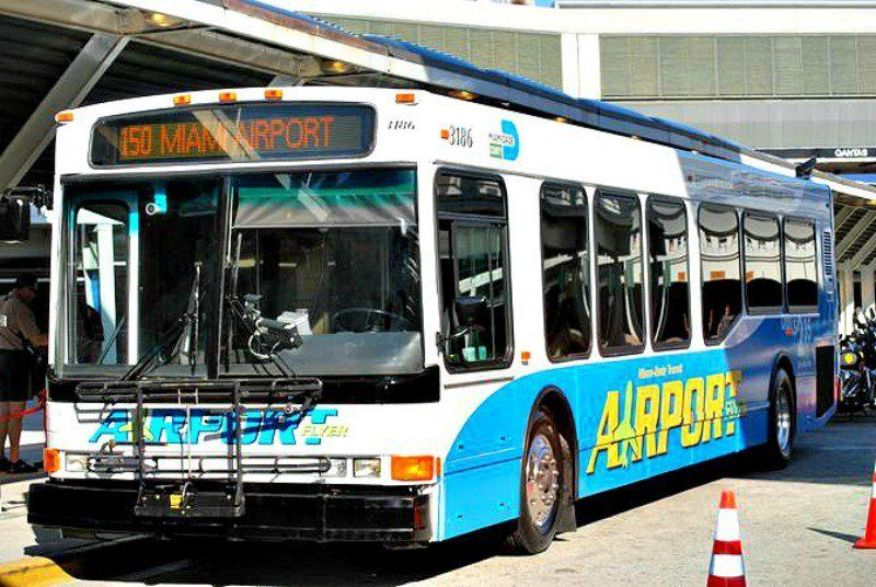 From Mia To South Beach The Miami Airport Flyer Bus Is Fast Easy