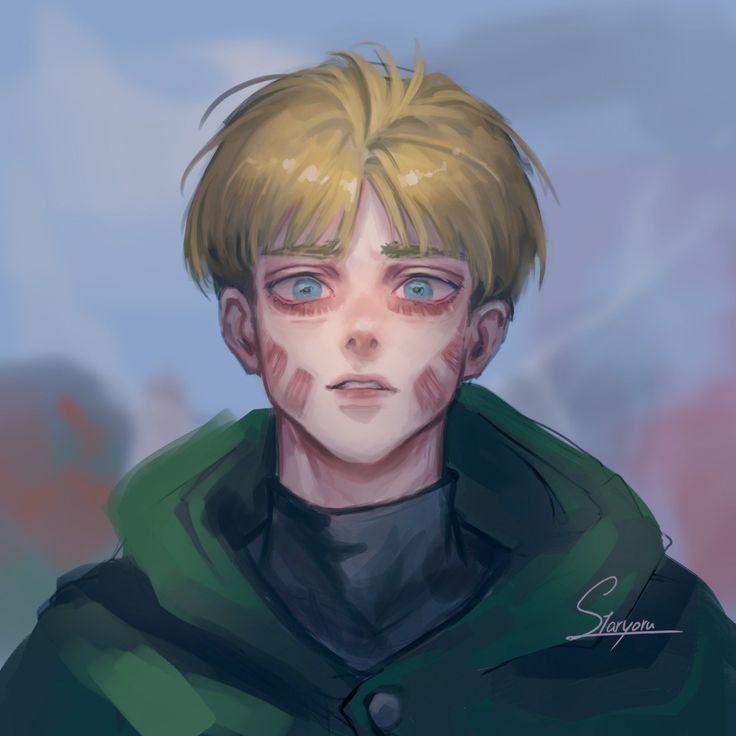 Yo en Black Clover [Armin]