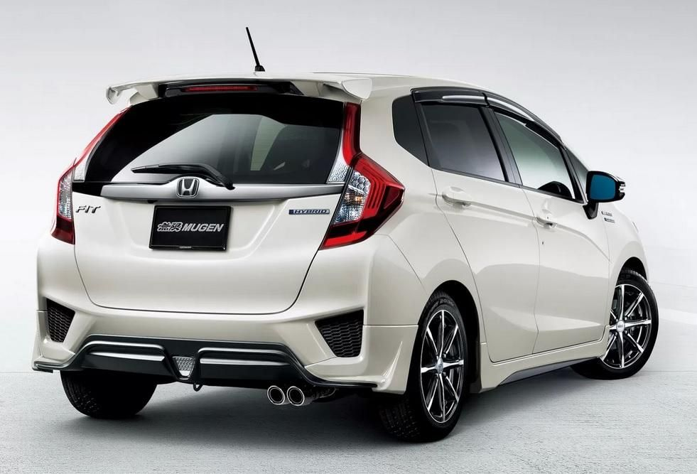 Honda Fit 2019 Novo Fit 2019 Fotos Do Honda Fit 2019 Carros 2019