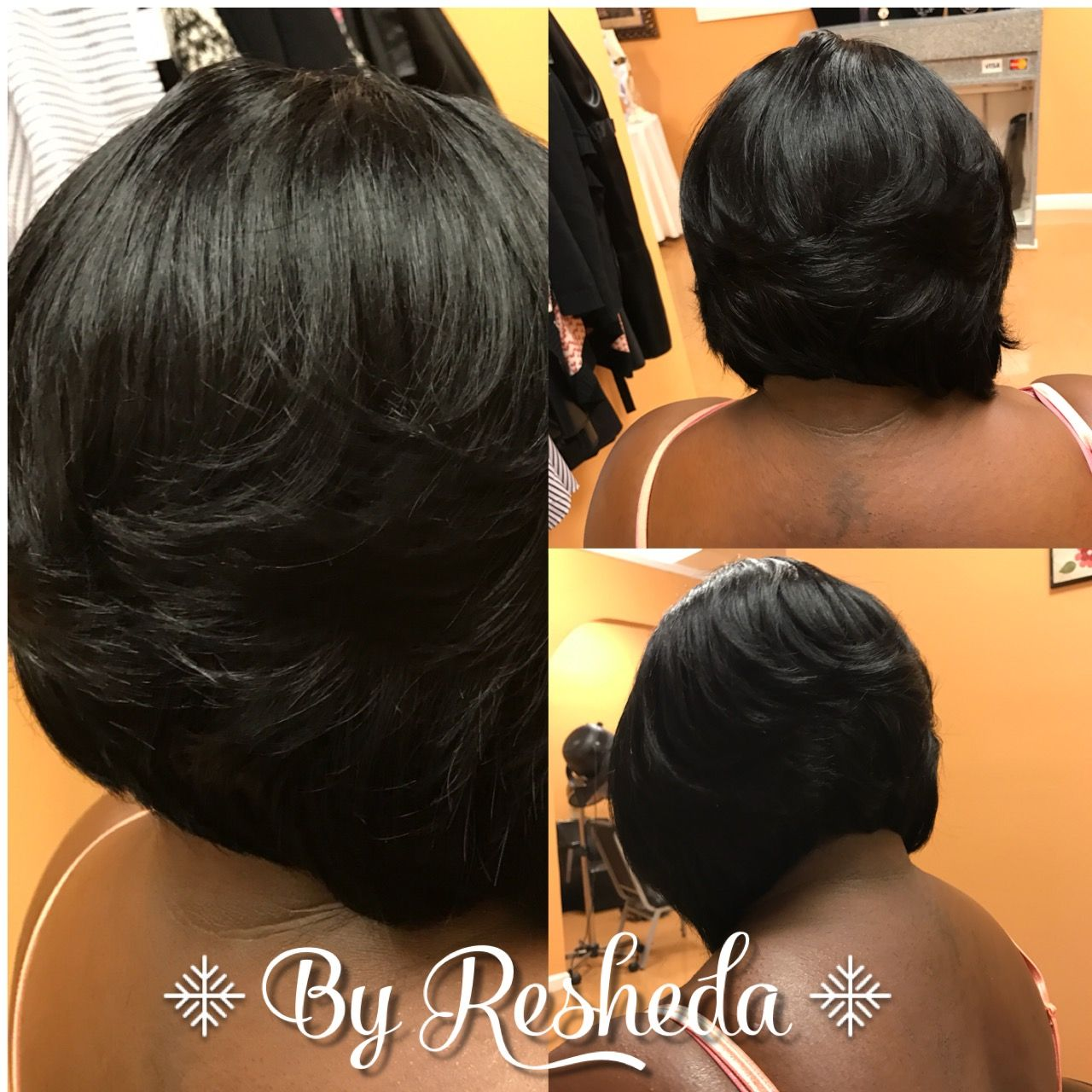 Swell Quick Weave Layered Bob Boblife Quickweavestyle Bobsbobs Hairstyles For Women Draintrainus