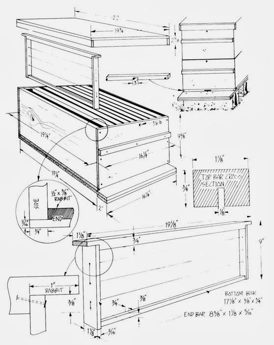 build your own beekeeping equipment pdf